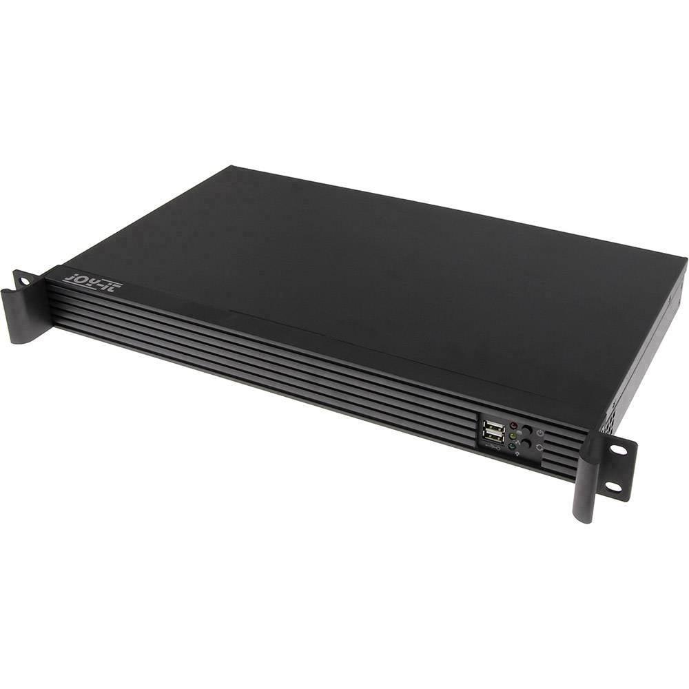 Joy-it 1HE 19Zoll Server-PC PC server Intel® Celeron® 8 GB 1 TB Intel HD Graphics 500 bez OS