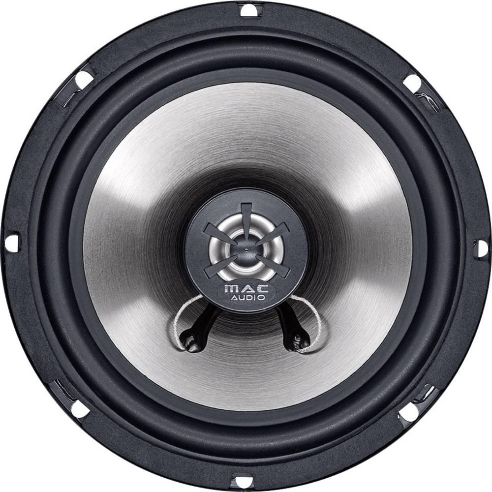 Mac Audio Power Star 16.2 2cestný koaxiální vestavný reproduktor 400 W Množství: 1 pár