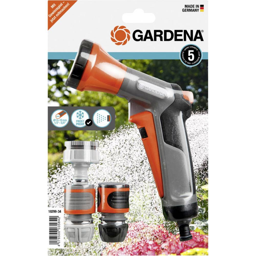 GARDENA 18299-32 zahradní postřikovač se sadou pro připojení