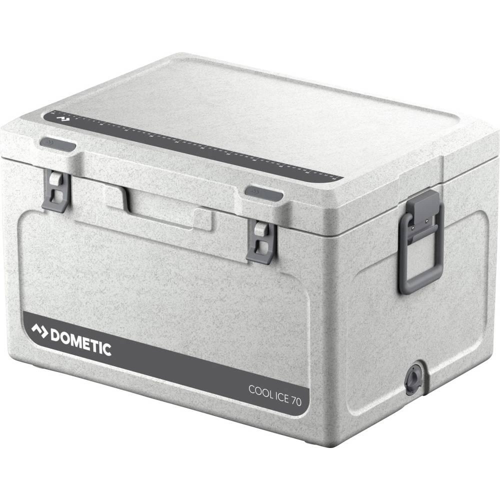 Dometic Group Cool-Ice CI 70 přenosná lednice (autochladnička) pasivní šedá, černá 71 l