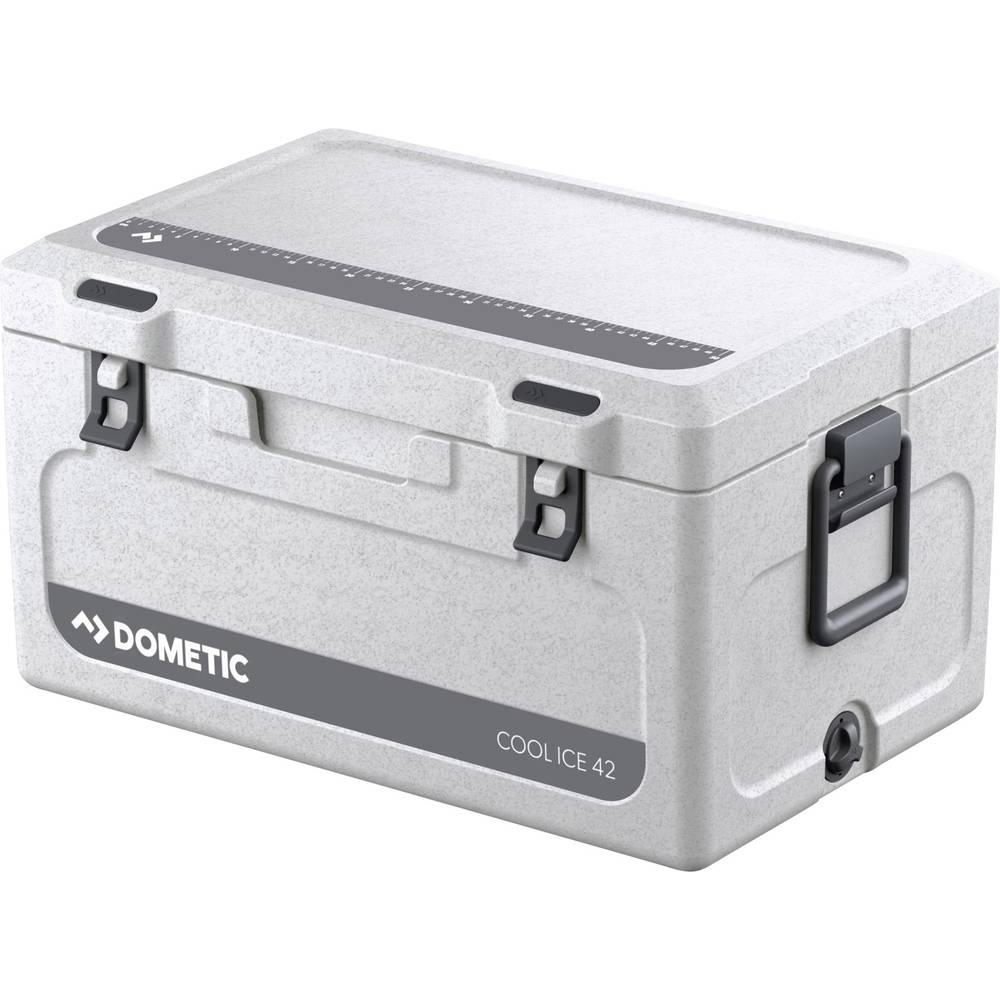Dometic Group Cool-Ice CI 42 přenosná lednice (autochladnička) pasivní šedá, černá 43 l