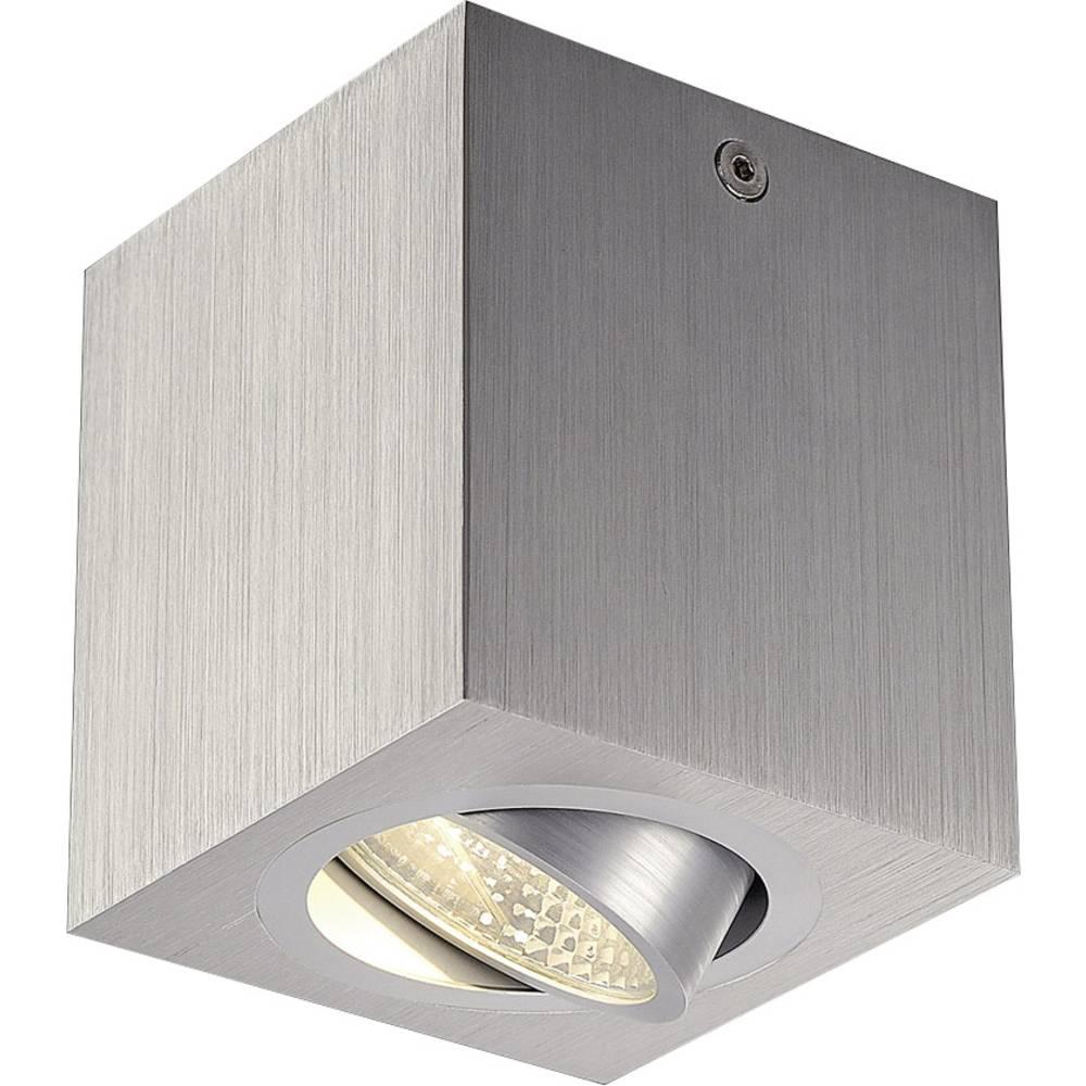 SLV 113946 Triledo Square CL LED osvětlení na stěnu/strop 6 W teplá bílá hliník (kartáčovaný)