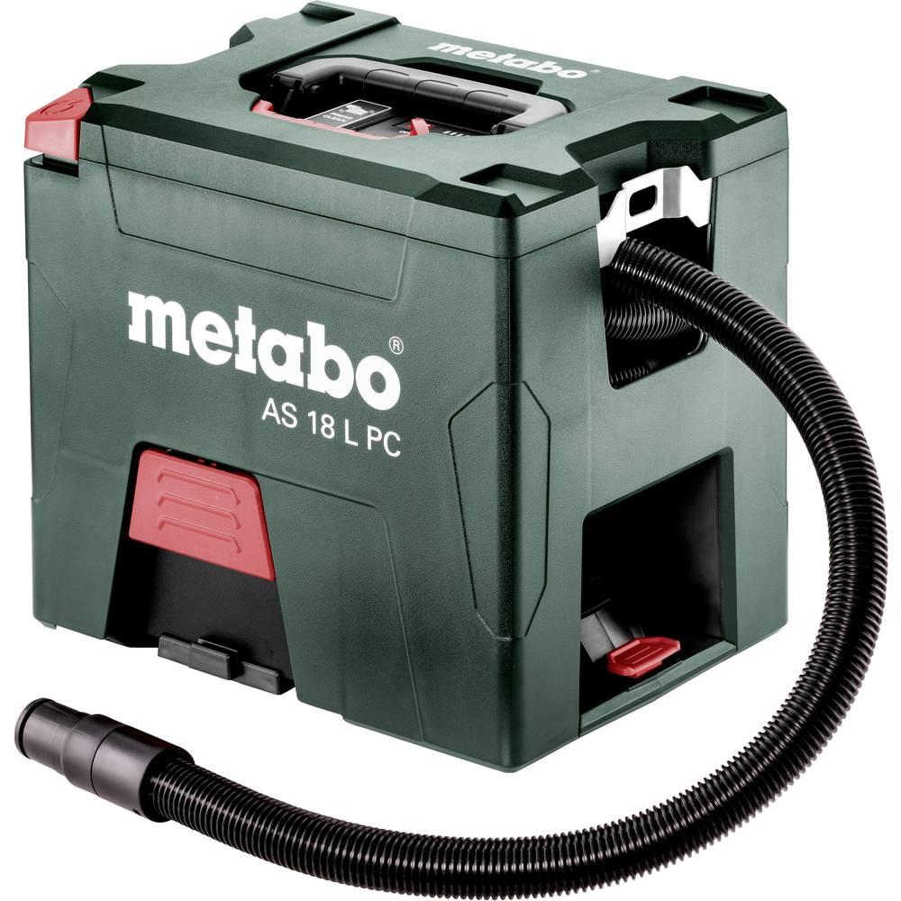 Metabo AS 18 L PC 602021850 suchý vysavač sada 7.50 l bez akumulátoru, prachová třída L certifikováno