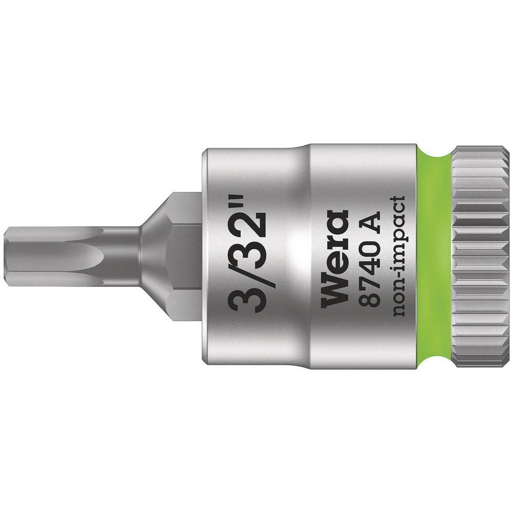 "Wera 8740 A 05003381001 inbus vložka pro nástrčný klíč 1/4"" (6,3 mm)"