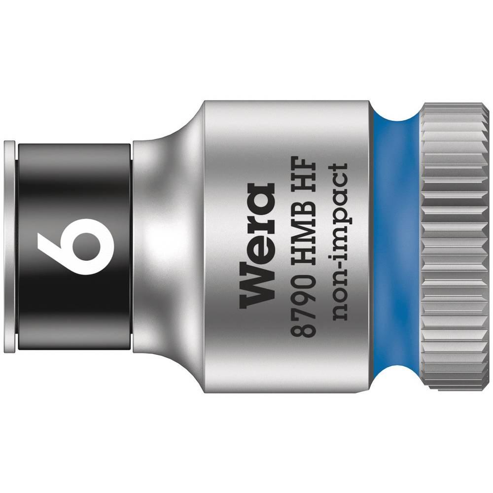 """Wera 8790 HMB HF 05003740001 vnější šestihran vložka pro nástrčný klíč 6 mm 3/8"""""""