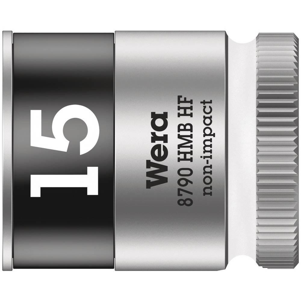 """Wera 8790 HMB HF 05003749001 vnější šestihran vložka pro nástrčný klíč 15 mm 3/8"""""""