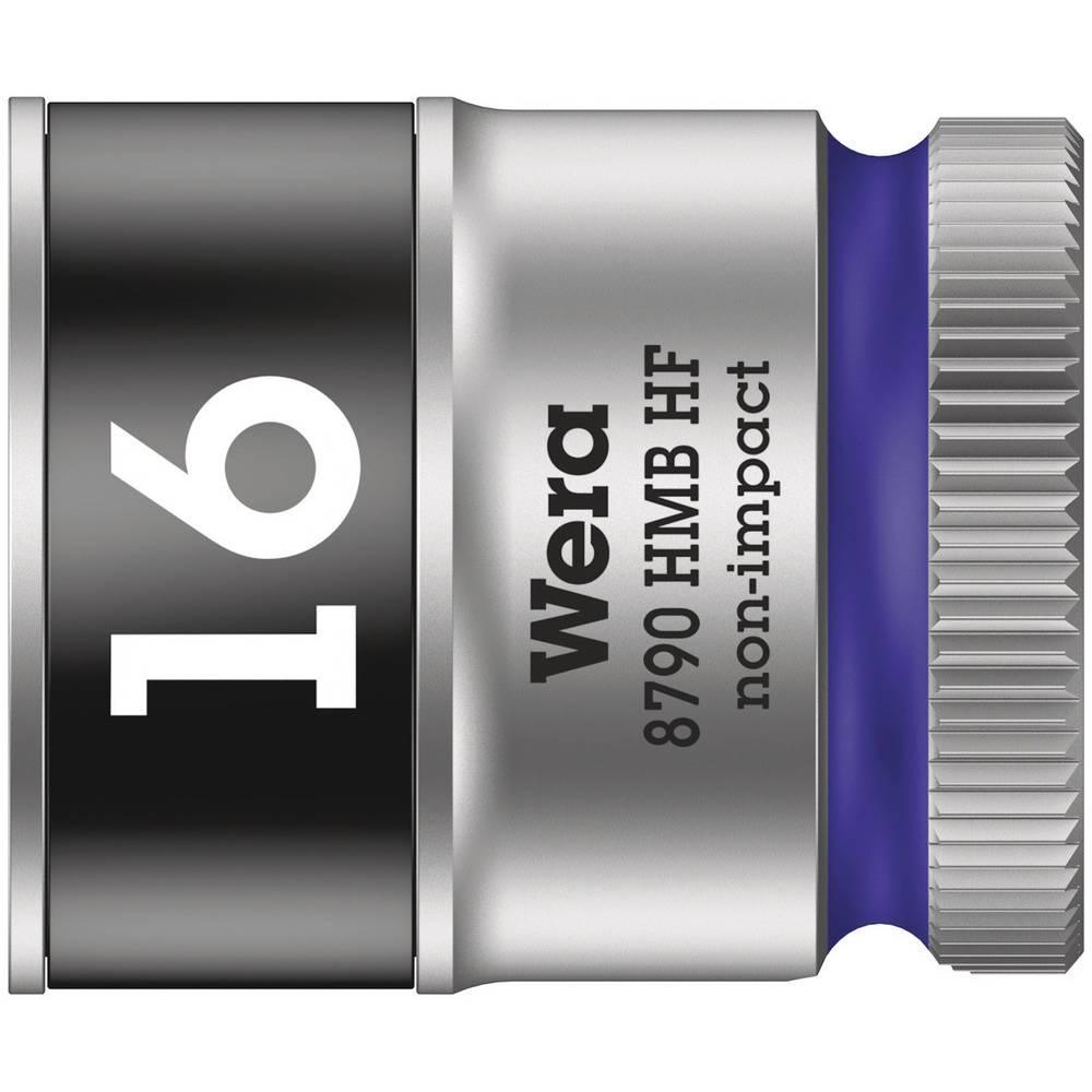 """Wera 8790 HMB HF 05003750001 vnější šestihran vložka pro nástrčný klíč 16 mm 3/8"""""""
