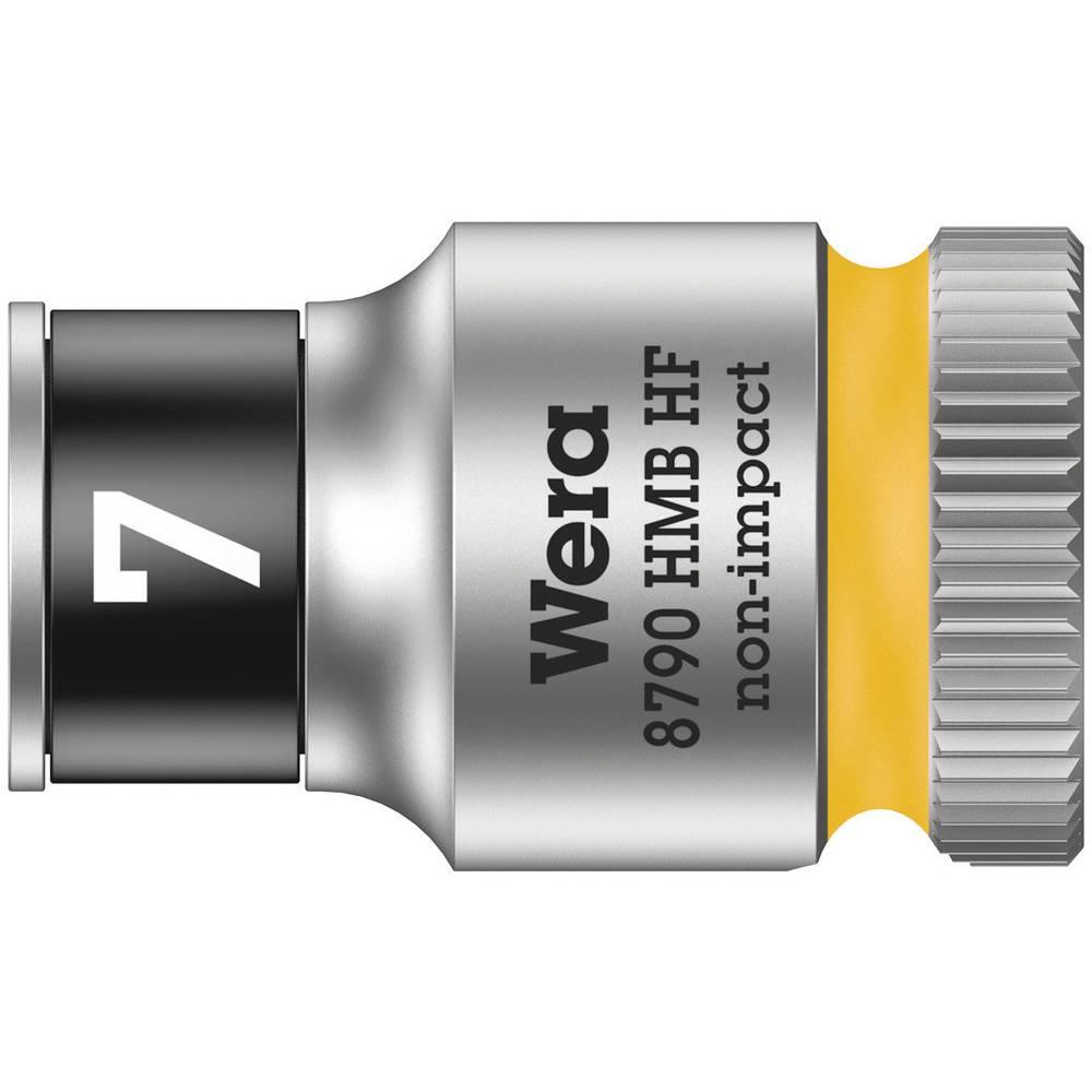 """Wera 8790 HMB HF 05003741001 vnější šestihran vložka pro nástrčný klíč 7 mm 3/8"""""""