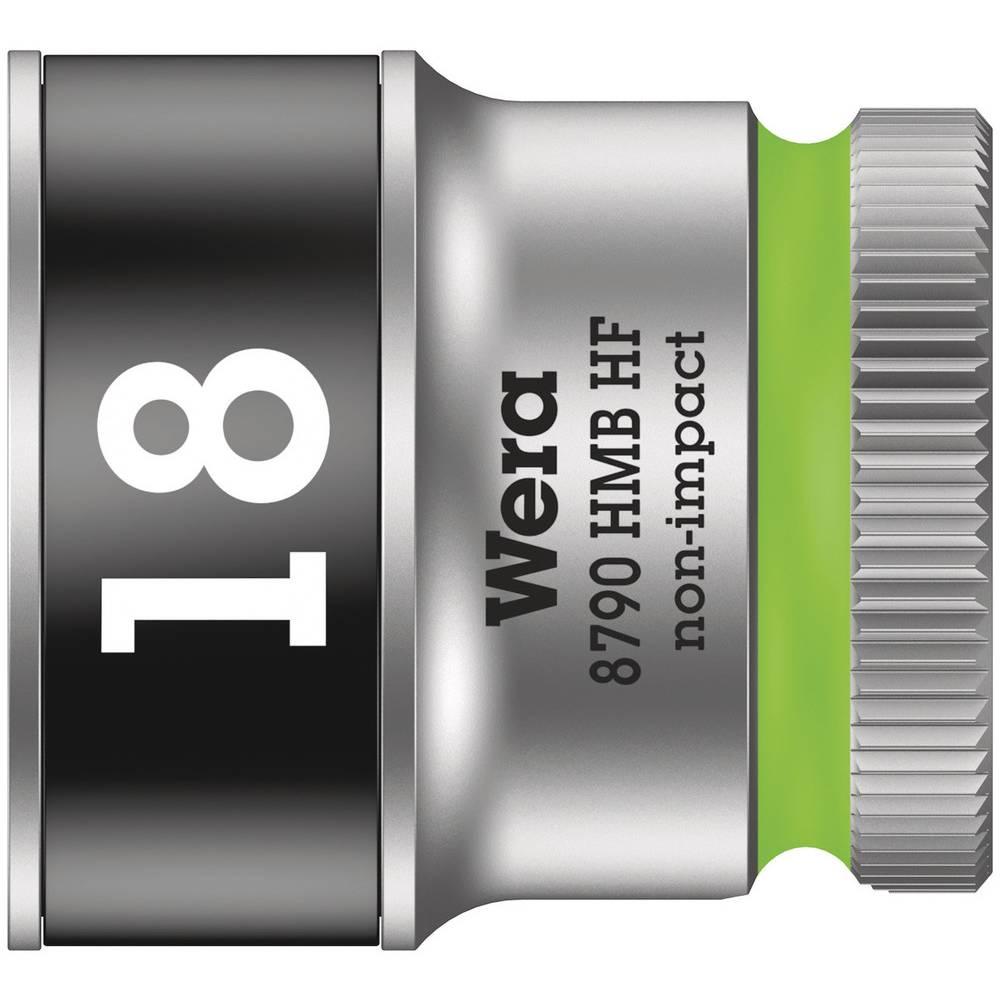 """Wera 8790 HMB HF 05003752001 vnější šestihran vložka pro nástrčný klíč 18 mm 3/8"""""""