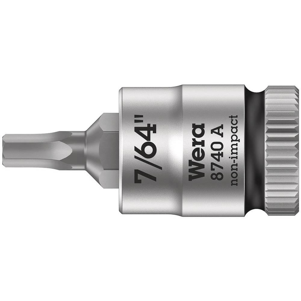 "Wera 8740 A 05003382001 inbus nástrčný klíč 1/4"" (6,3 mm)"