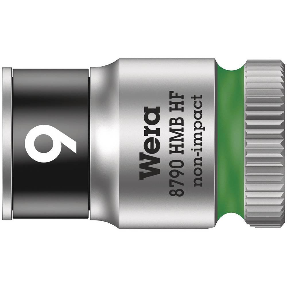 """Wera 8790 HMB HF 05003743001 vnější šestihran vložka pro nástrčný klíč 9 mm 3/8"""""""