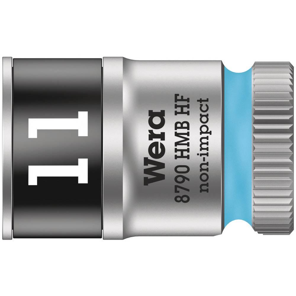 """Wera 8790 HMB HF 05003745001 vnější šestihran vložka pro nástrčný klíč 11 mm 3/8"""""""