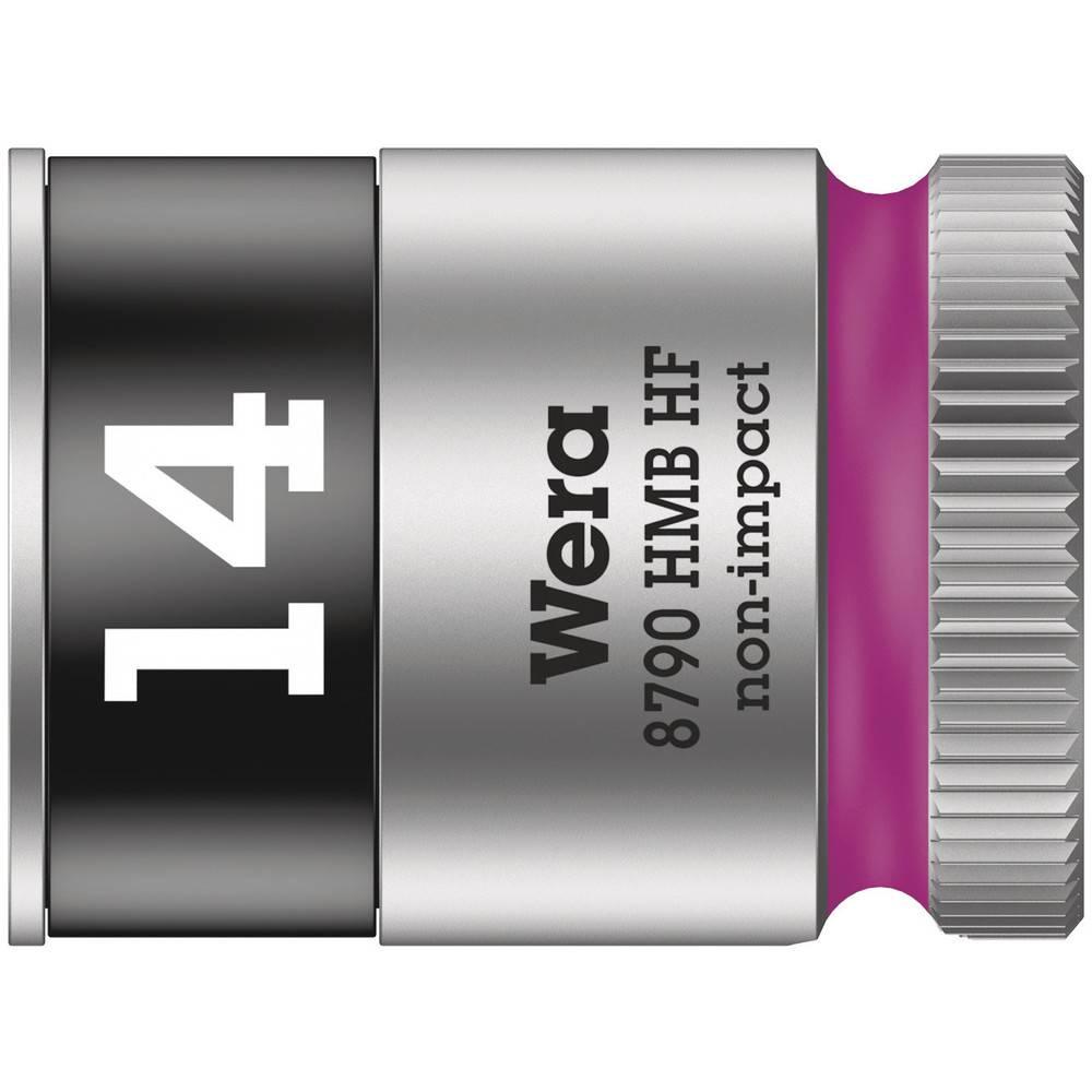 """Wera 8790 HMB HF 05003748001 vnější šestihran vložka pro nástrčný klíč 14 mm 3/8"""""""