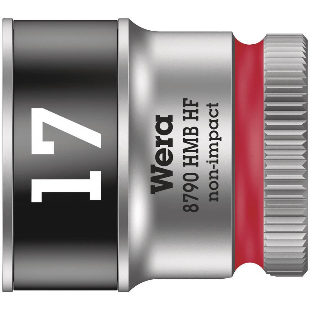"""Wera 8790 HMB HF 05003751001 vnější šestihran vložka pro nástrčný klíč 17 mm 3/8"""""""