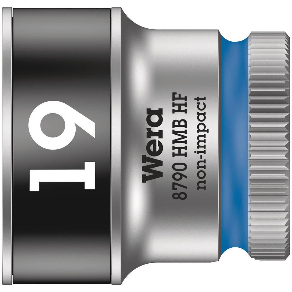 """Wera 8790 HMB HF 05003753001 vnější šestihran vložka pro nástrčný klíč 19 mm 3/8"""""""