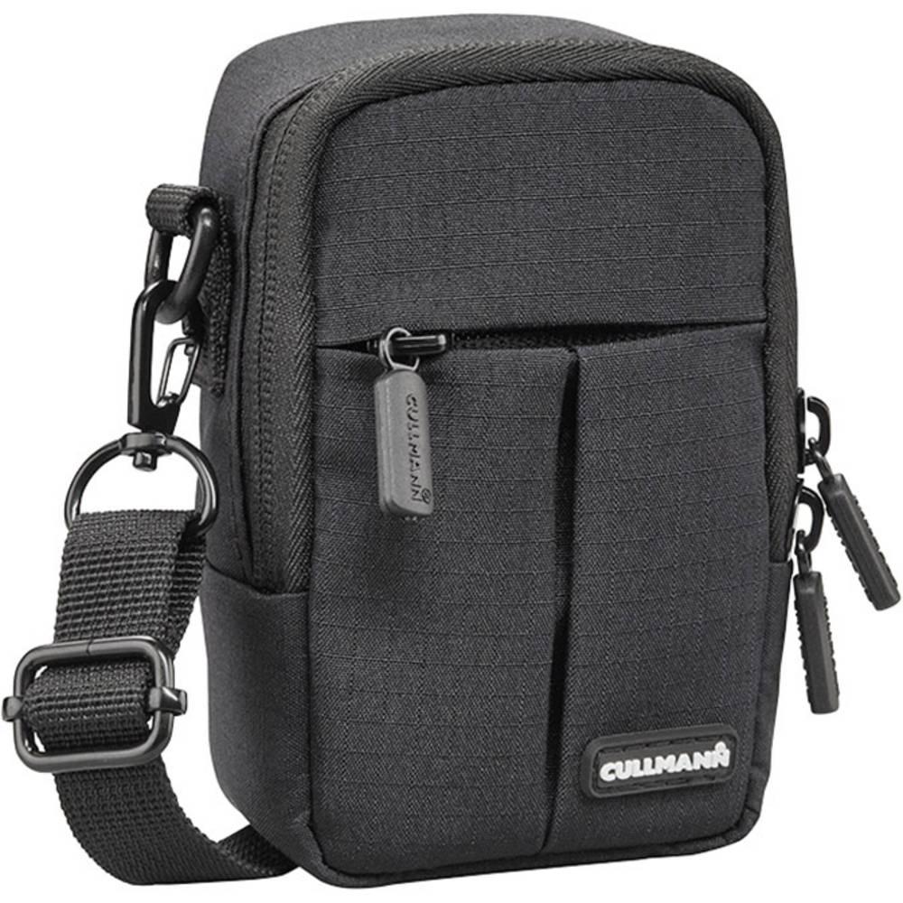 Cullmann MALAGA Compact 400 brašna na kameru Vnitřní rozměr (Š x V x H) 7 x 12 x 5 cm ochrana proti dešti černá