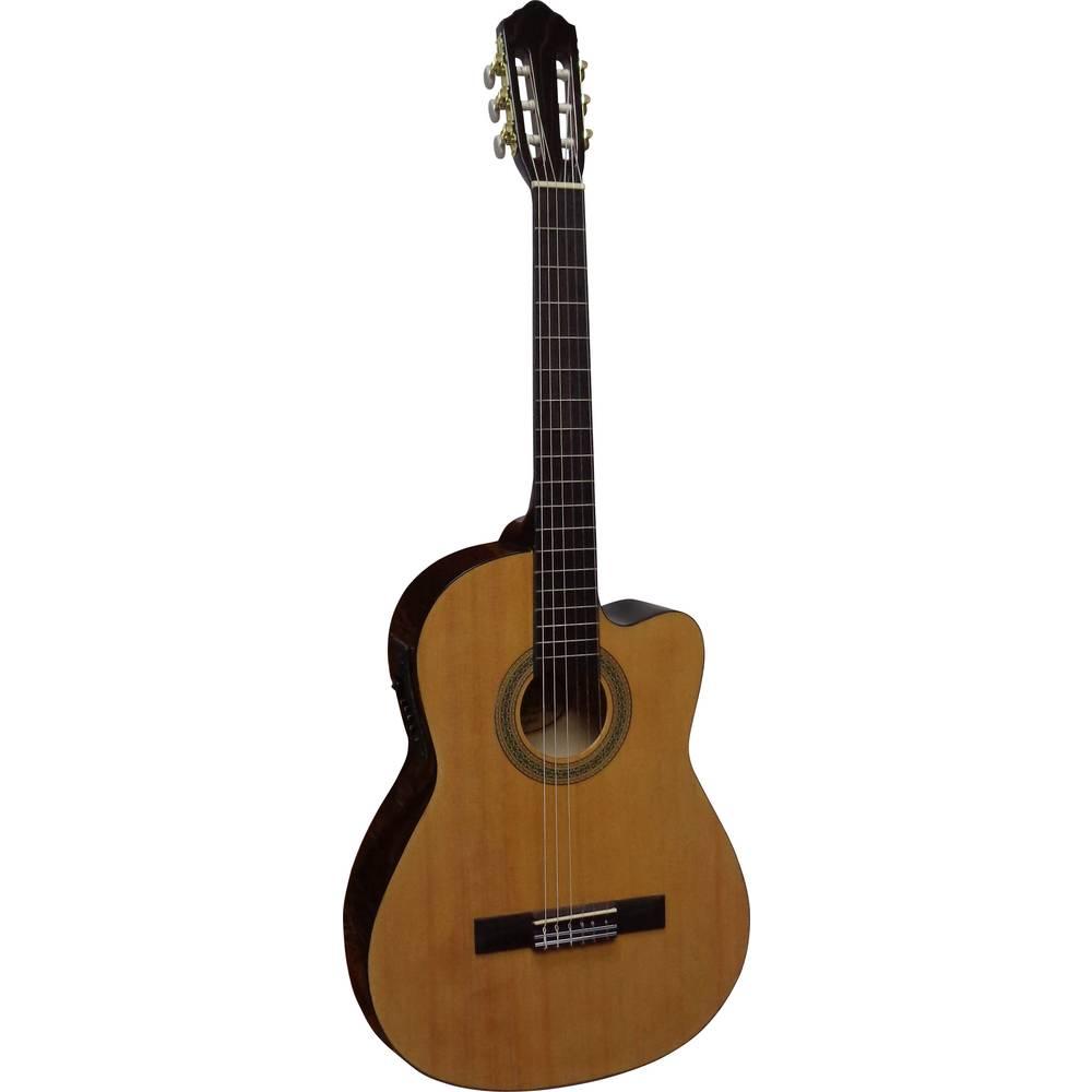 MSA Musikinstrumente CK 112 koncertní kytara 4/4 přírodní