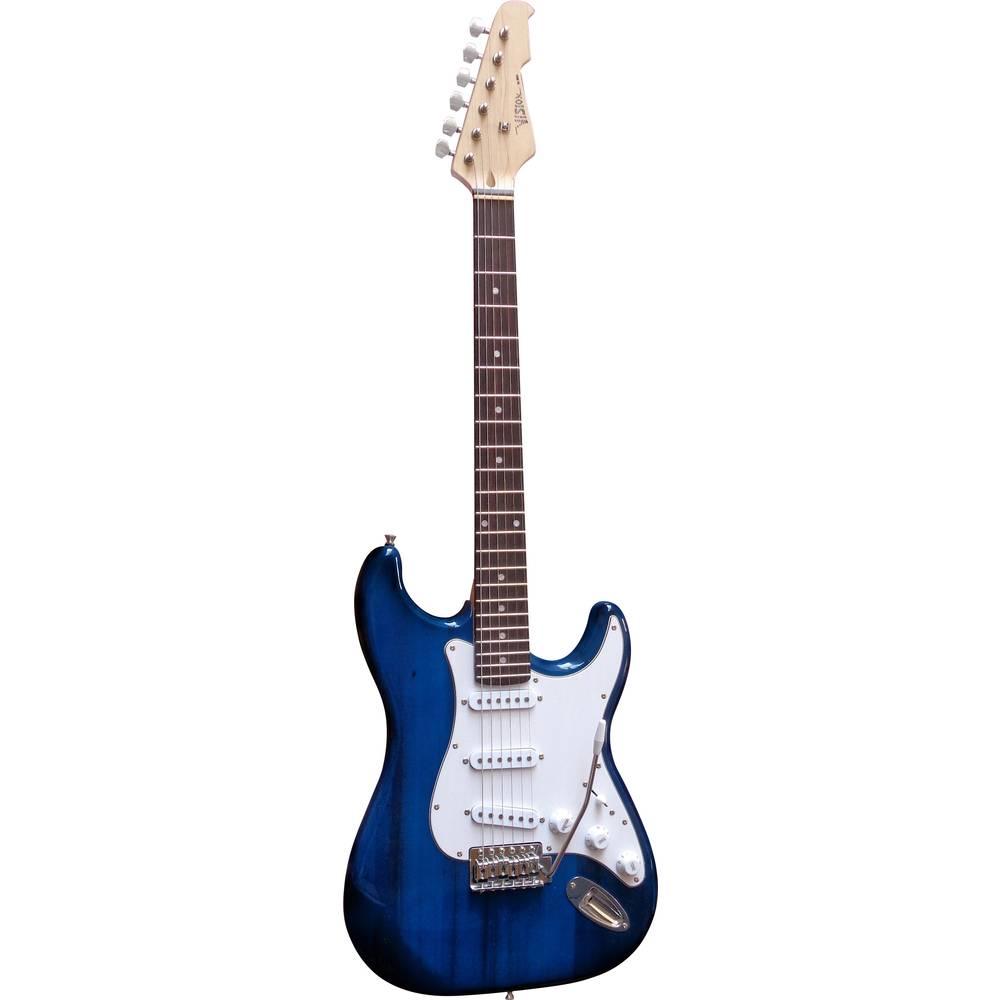 MSA Musikinstrumente ST 5 BLT elektronická kytara modrá