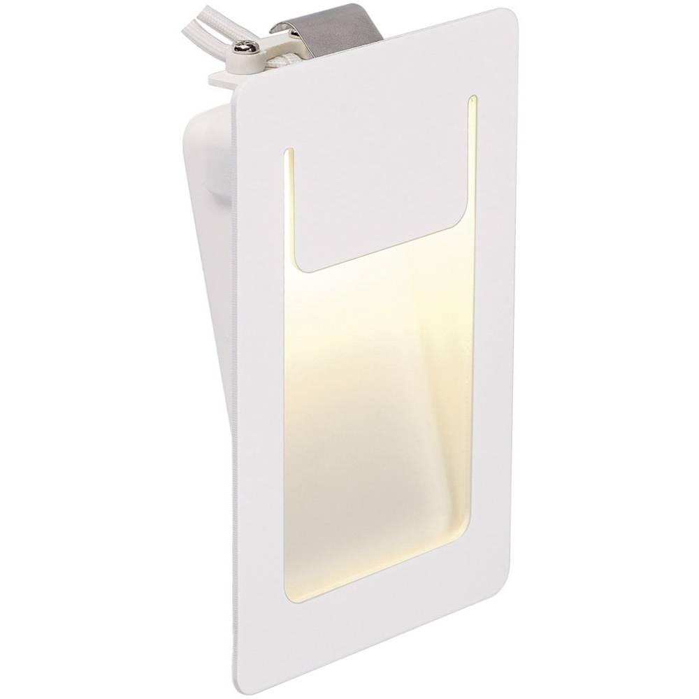 SLV 151951 LED vestavné svítidlo 3.6 W bílá bílá