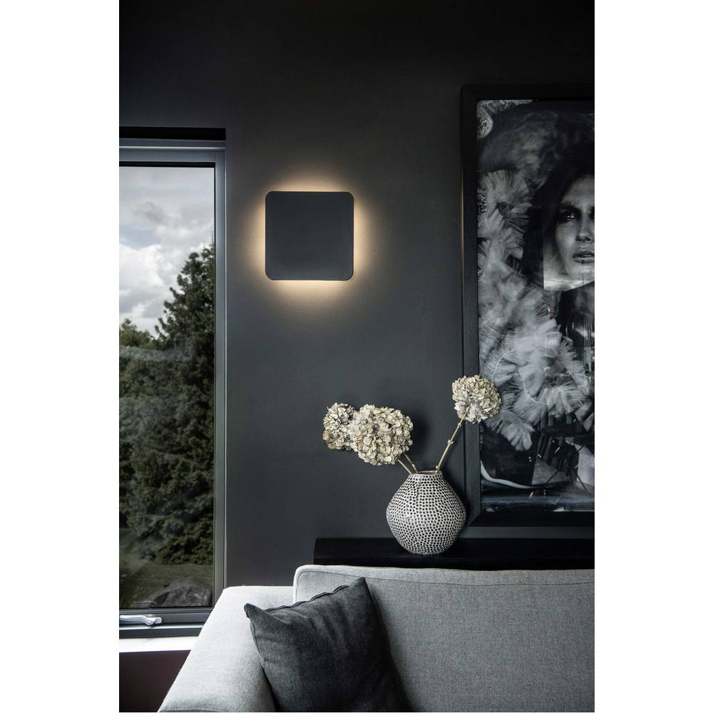 SLV 148019 LED stropní svítidlo bílá 11 W bílá