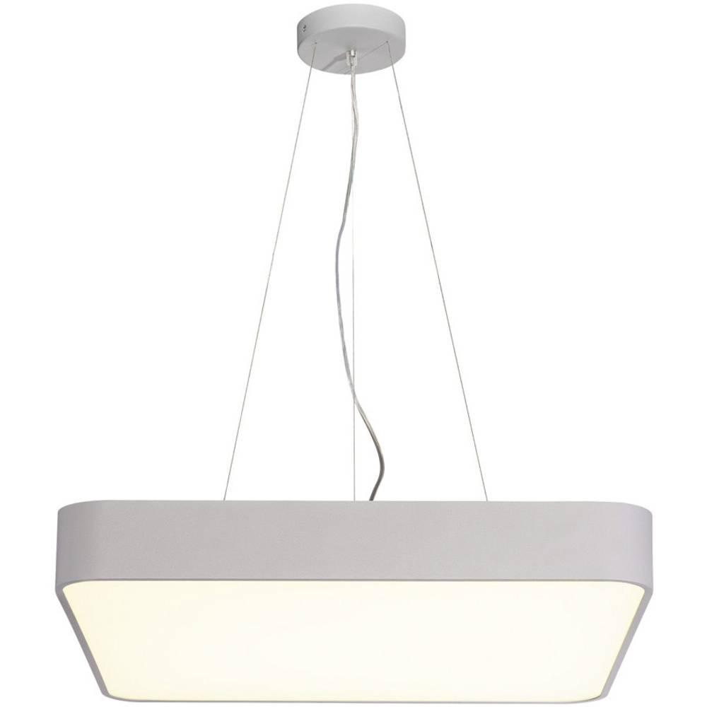 SLV 1000727 LED stropní svítidlo stříbrnošedá 39 W