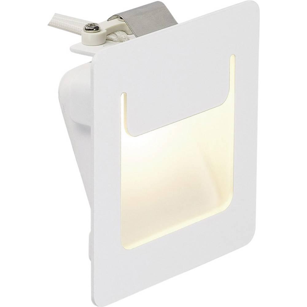 SLV 151950 LED vestavné svítidlo 3.6 W bílá bílá