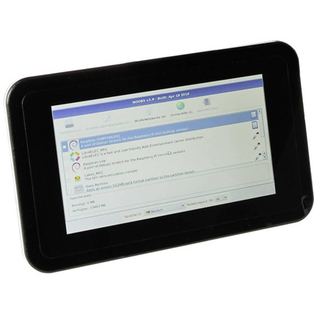 Joy-it Raspberry Pi® 3+ All-in-One PC mini PC (HTPC) (repasovaný) ARM CORTEX-A53 (4 x 1.4 GHz) 1 GB RAM 16 GB microSD Noobs