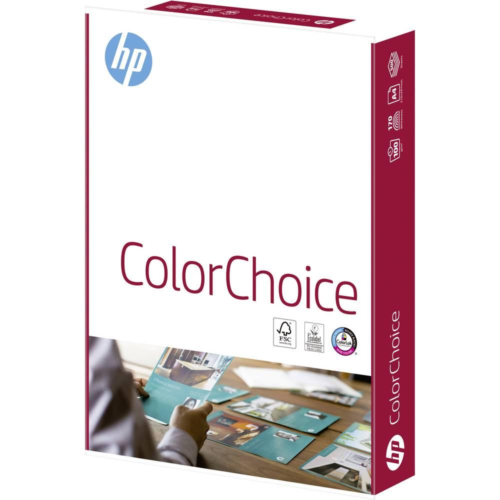 HP Colour Choice CHP751 papír do laserové tiskárny A4 100 g/m² 500 listů bílá