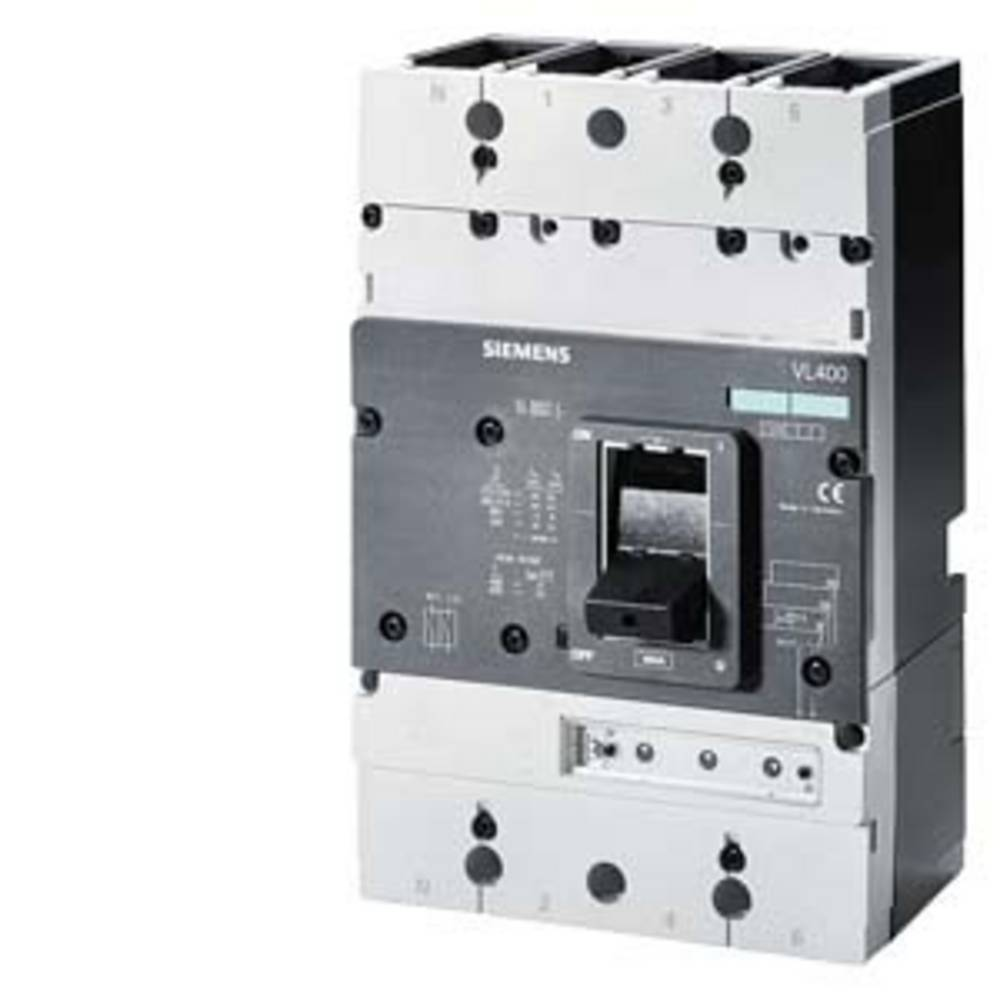 Siemens 3VL4740-3DC36-8RB1 výkonový vypínač 1 ks 1 spínací kontakt, 1 rozpínací kontakt Rozsah nastavení (proud): 320 - 400 A Spínací napětí (max.): 690 V/AC (š x v x h) 139 x 279.5 x 163.5 mm