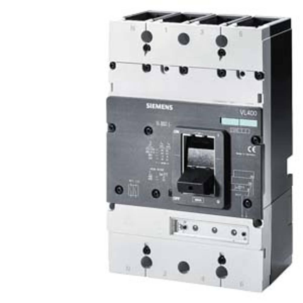 Siemens 3VL4740-2DC36-8RB1 výkonový vypínač 1 ks 1 spínací kontakt, 1 rozpínací kontakt Rozsah nastavení (proud): 320 - 400 A Spínací napětí (max.): 690 V/AC (š x v x h) 139 x 279.5 x 163.5 mm