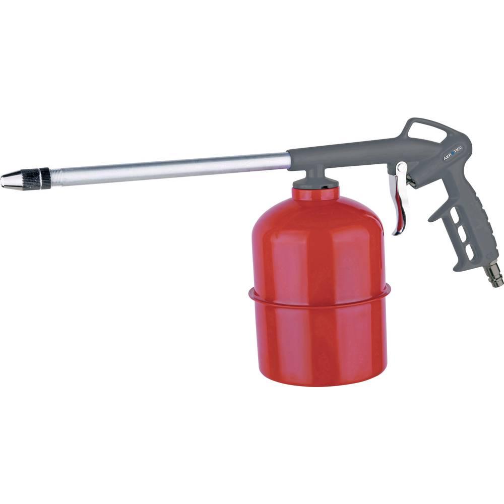 """Aerotec pneumatická stříkací pistole lakovací 1/4"""" (6,3 mm) 6.3 bar"""