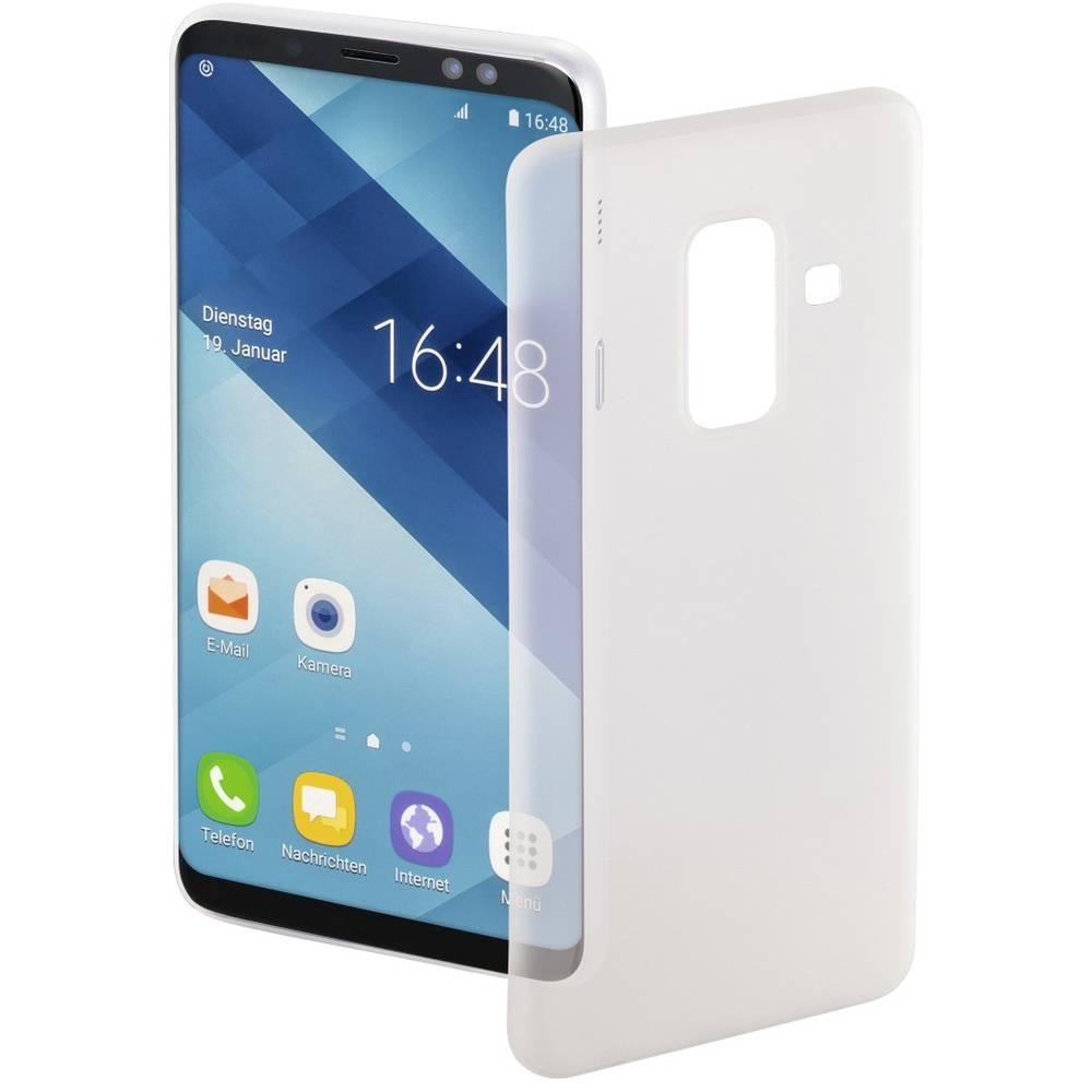Hama Ultra Slim zadní kryt na mobil Samsung Galaxy A6 Plus (2018) bílá