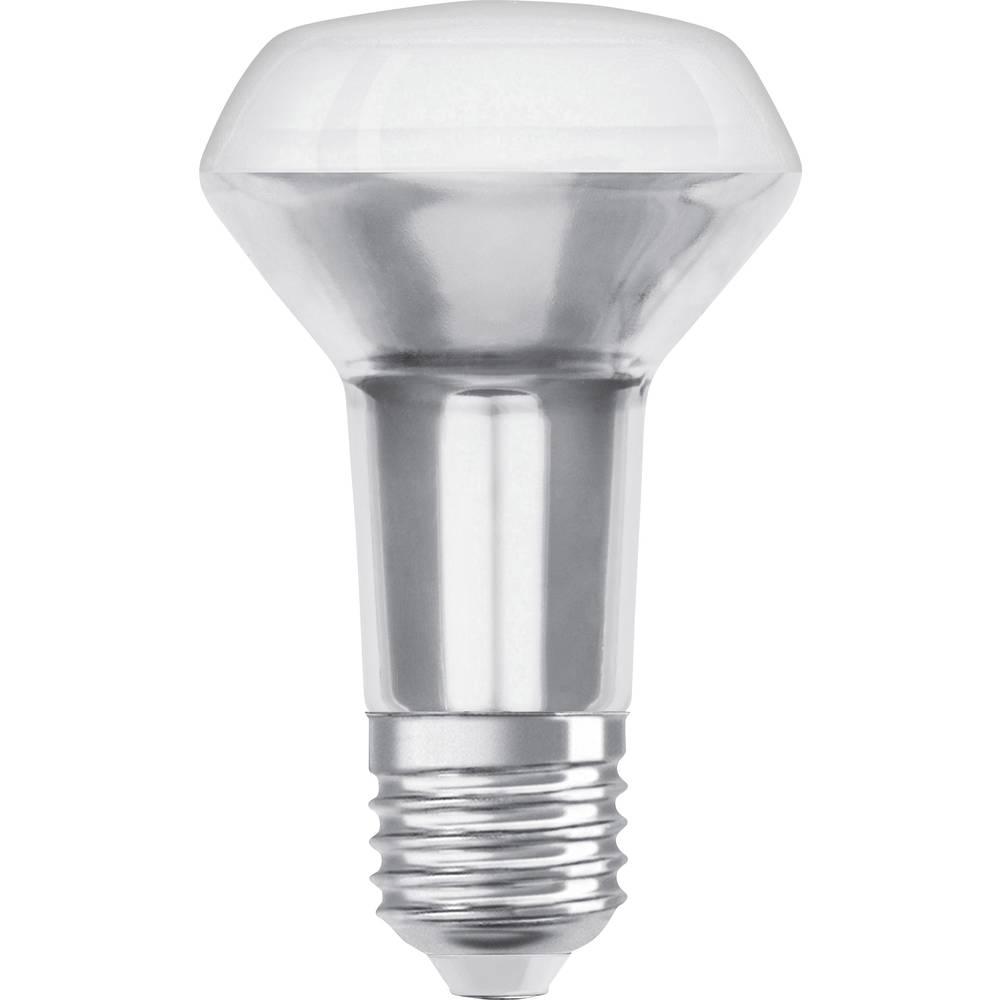 OSRAM 4058075097025 LED en.třída A+ (A++ - E) E27 reflektor 4.3 W = 60 W teplá bílá (Ø x d) 63 mm x 105 mm 1 ks