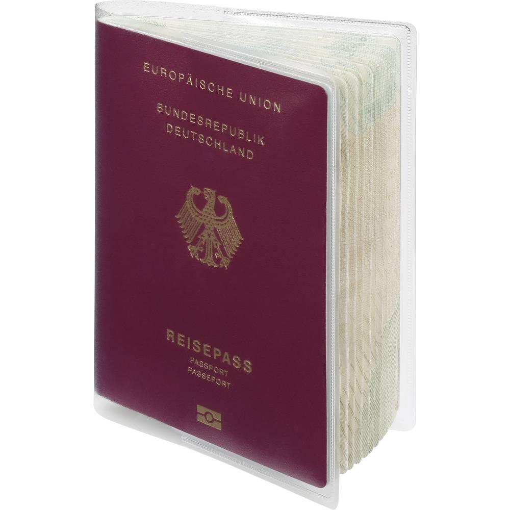 Durable pouzdro na doklady, oochranné pouzdro 2143 fólie 189 x 129 mm (š x v) transparentní 214319 1 ks