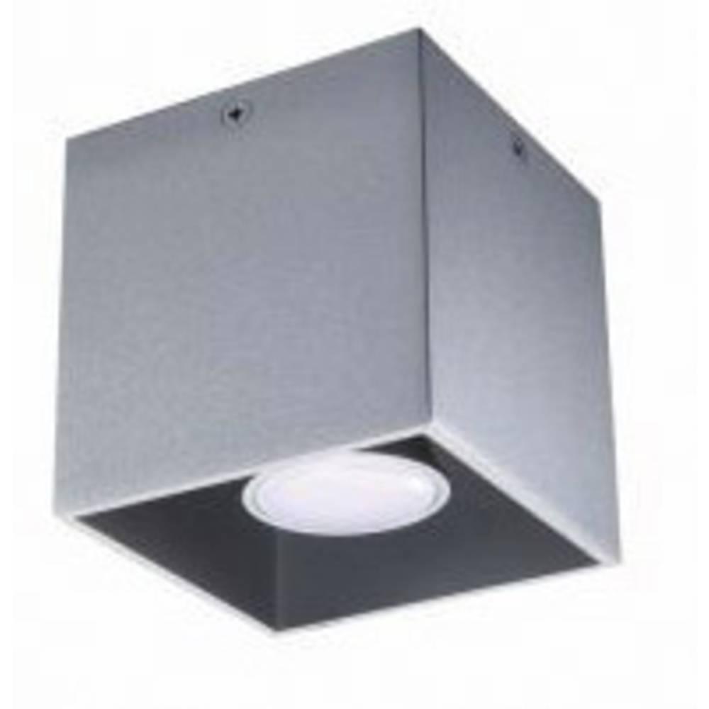 Kanlux Algo osvětlení na stěnu/strop LED GU10 40 W šedá