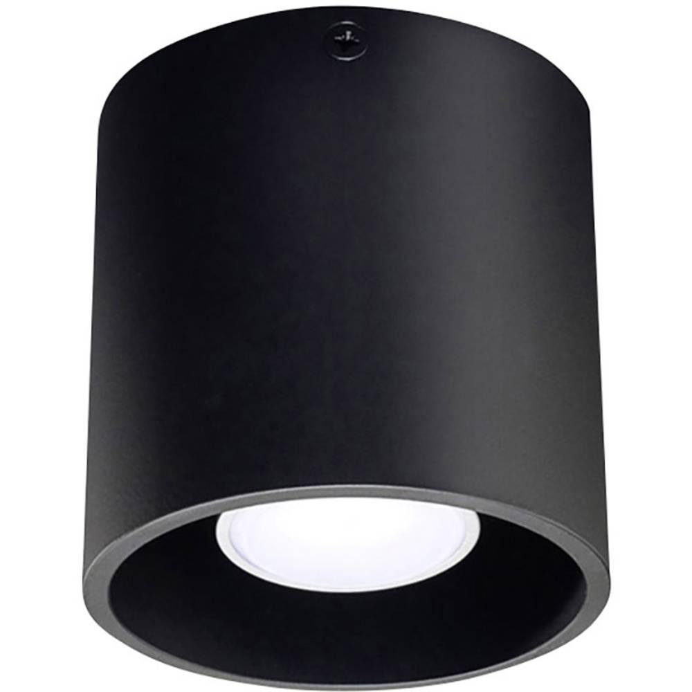 Kanlux Algo osvětlení na stěnu/strop LED GU10 40 W černá