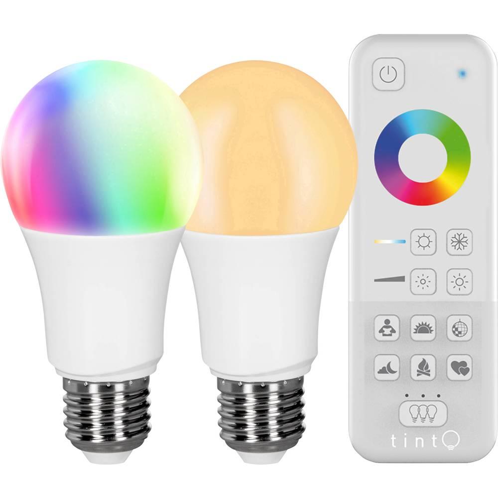Müller-Licht tint LED žárovka (startovací sada) en.třída: A+ (A++ - E) E27 9.5 W