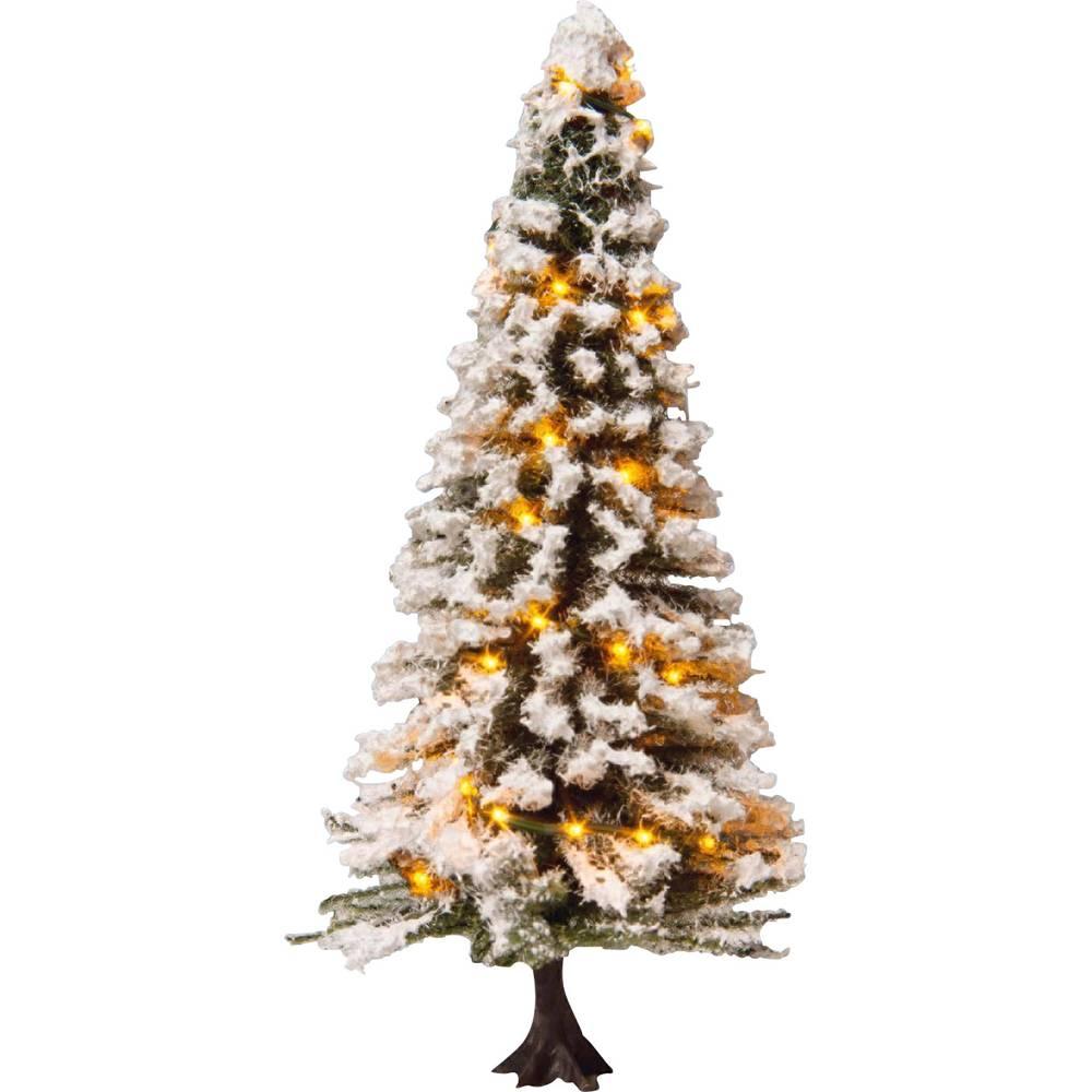 NOCH 22130 strom rozsvícený vánoční stromeček 120 mm 1 ks