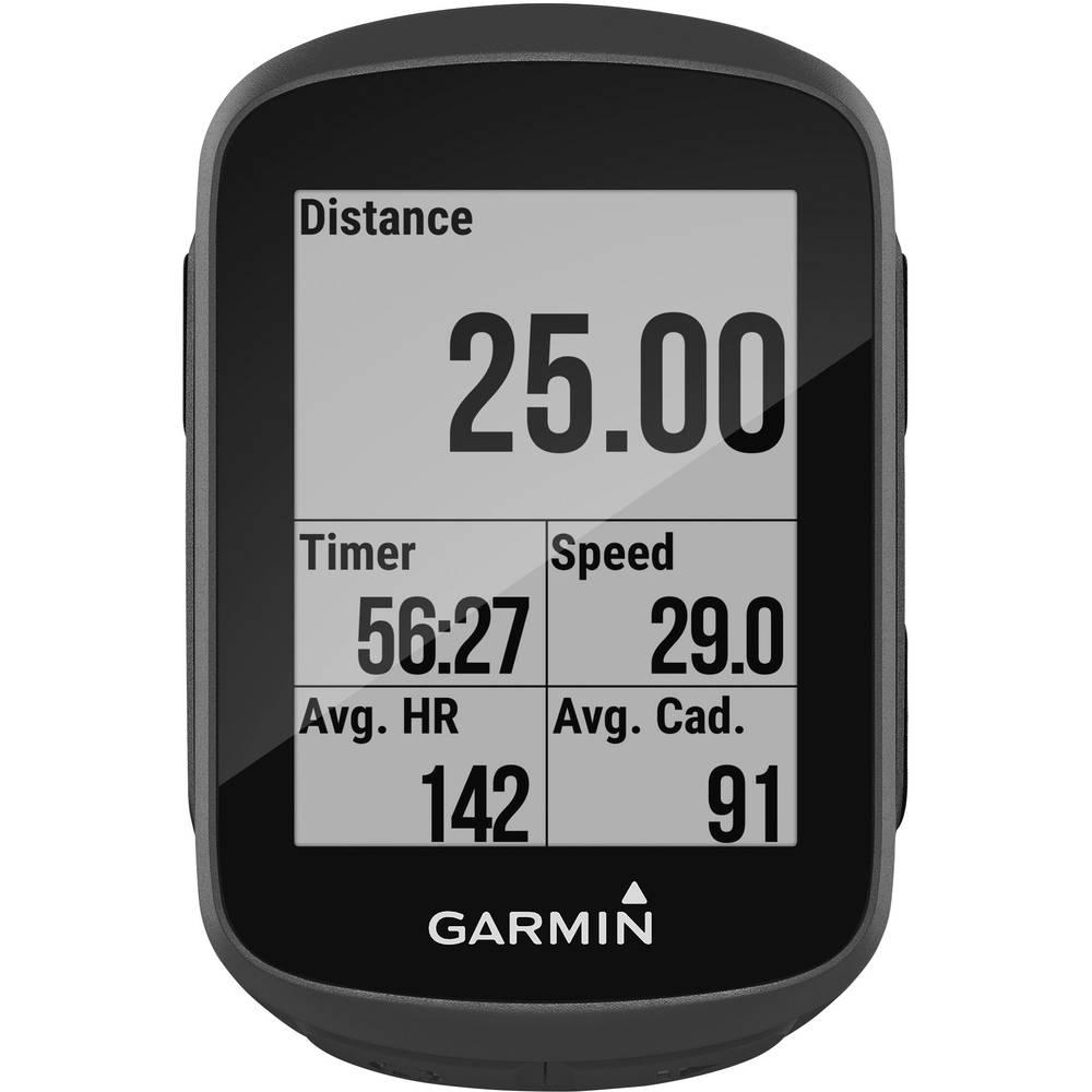 Garmin Edge 130 outdoorová navigace kolo Bluetooth® , GLONASS , chráněné proti stříkající vodě, GPS