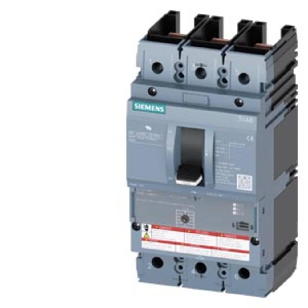 Siemens 3VA6140-1MS31-0AA0 výkonový vypínač 1 ks Rozsah nastavení (proud): 40 A (max) Spínací napětí (max.): 600 V/AC (š x v x h) 105 x 198 x 86 mm