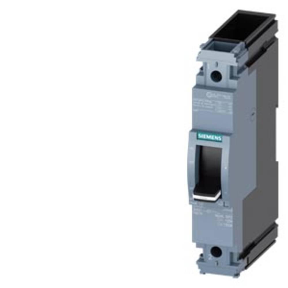 Siemens 3VA5112-6ED11-1AA0 výkonový vypínač 1 ks Rozsah nastavení (proud): 125 - 125 A Spínací napětí (max.): 277 V/AC (š x v x h) 25.4 x 140 x 76.5 mm