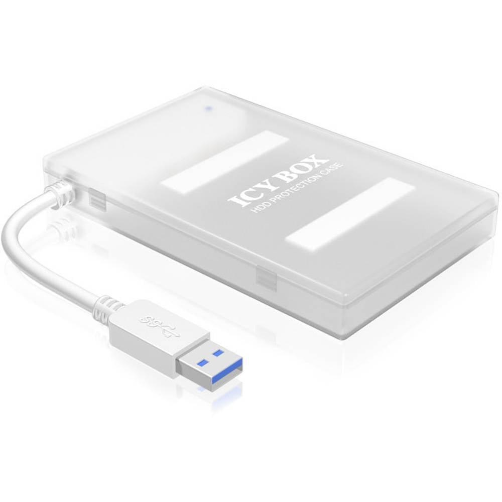 ICY BOX IB-AC603a-U3 6,35 cm (2,5 palce) úložné pouzdro pevného disku USB 3.0