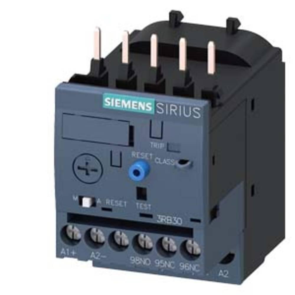 přepěťové relé 1 spínací kontakt, 1 rozpínací kontakt Siemens 3RB3016-1RB0 1 ks