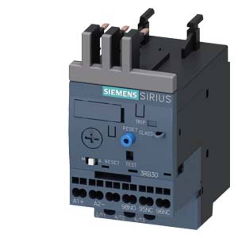 přepěťové relé 1 spínací kontakt, 1 rozpínací kontakt Siemens 3RB3016-2PE0 1 ks