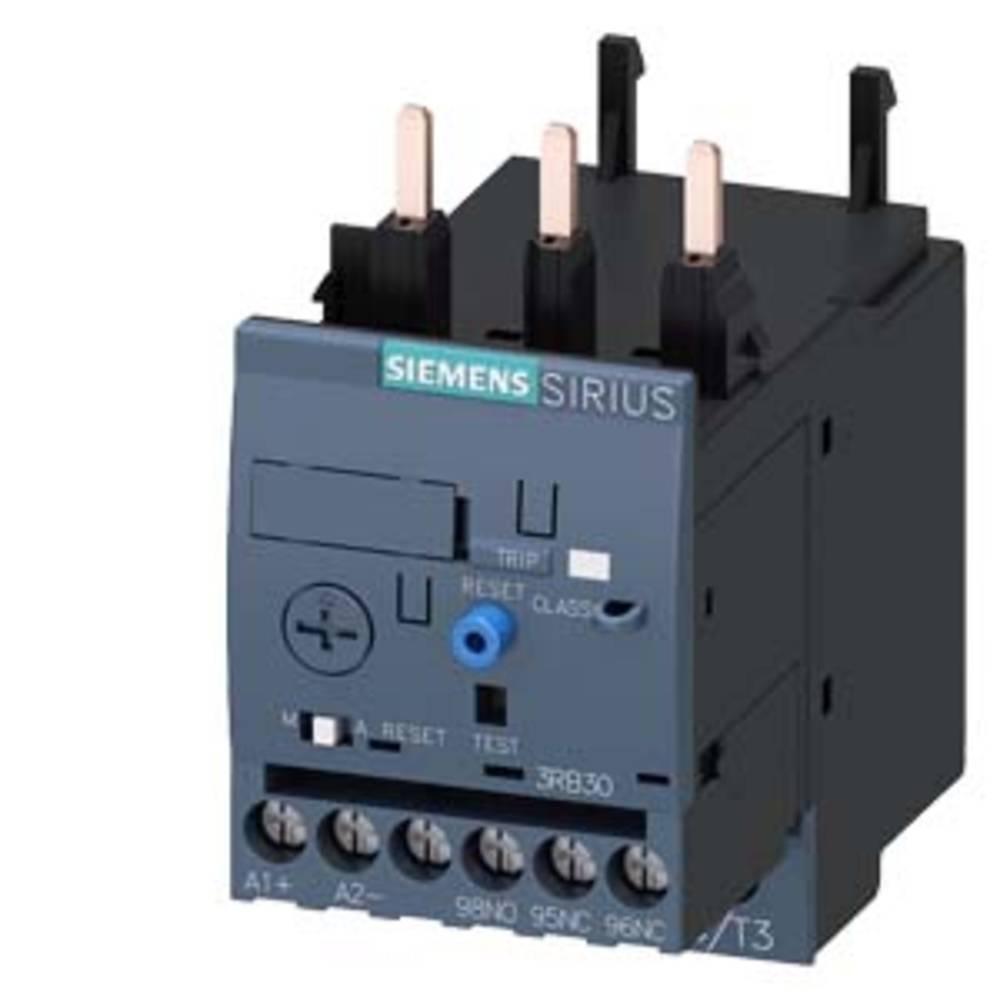 přepěťové relé 1 spínací kontakt, 1 rozpínací kontakt Siemens 3RB3026-1NB0 1 ks