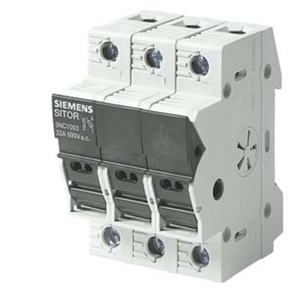 Siemens 3NC1093 výkonový odpínač pojistky 3pólový 32 A 690 V/AC