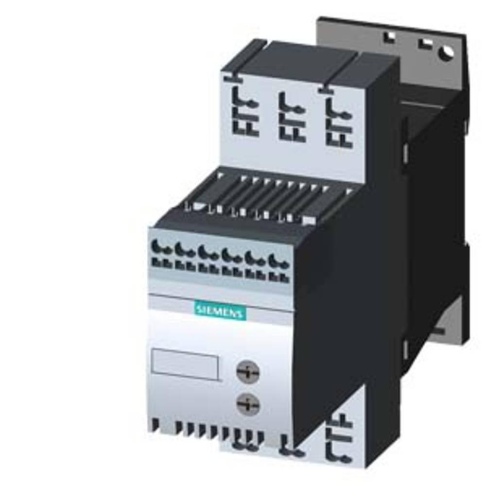 Siemens 3RW3017-2BB04 3RW30172BB04 soft startér Výkon motoru při 400 V 5.5 kW 480 V Jmenovitý proud 12.5 A