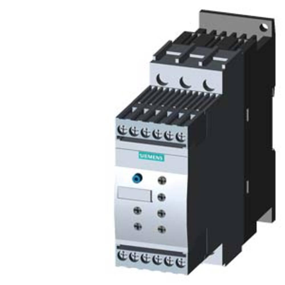 Siemens 3RW4028-1BB05 3RW40281BB05 soft startér Výkon motoru při 400 V 18.5 kW 600 V Jmenovitý proud 38 A
