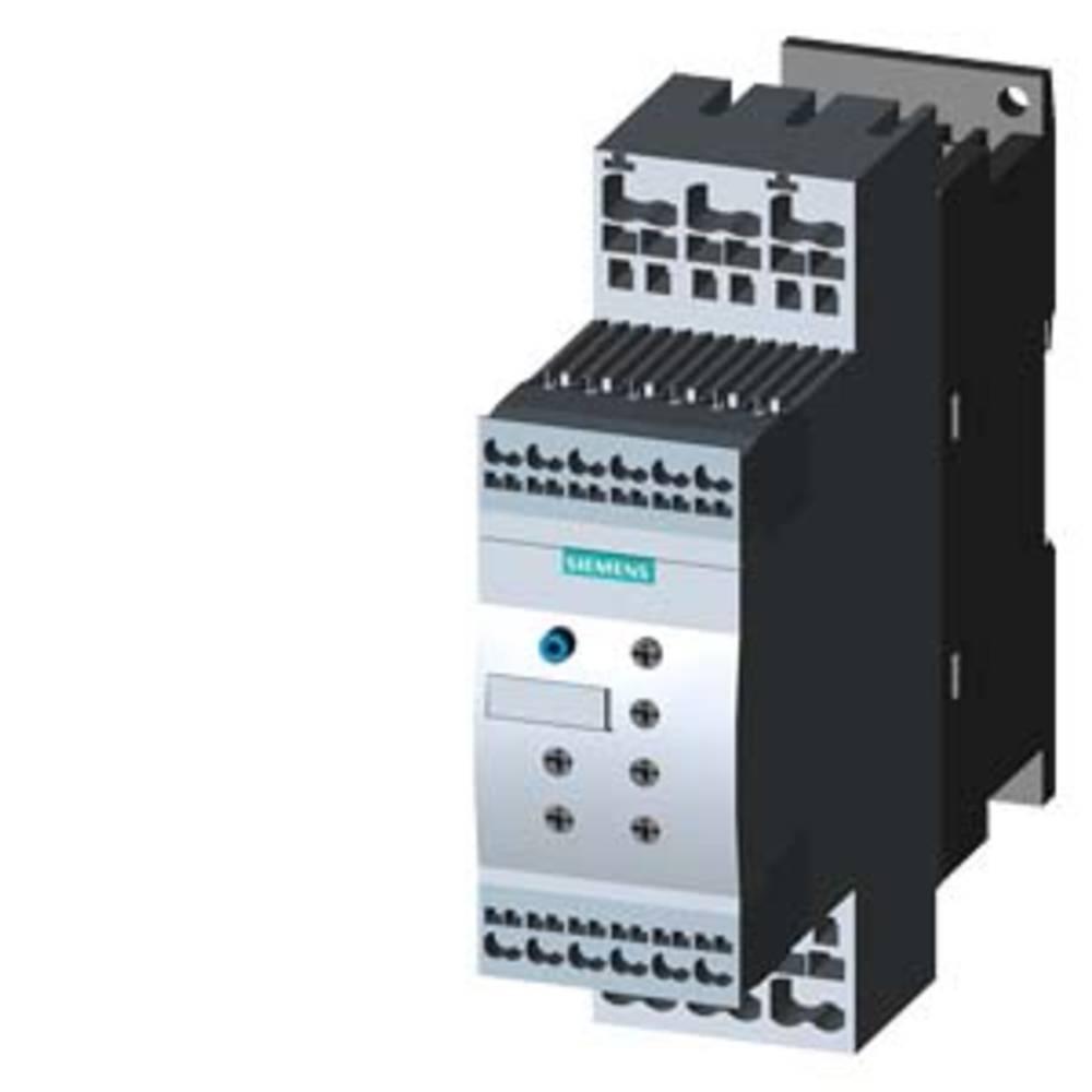 Siemens 3RW4028-2BB15 3RW40282BB15 soft startér Výkon motoru při 400 V 18.5 kW 600 V Jmenovitý proud 38 A