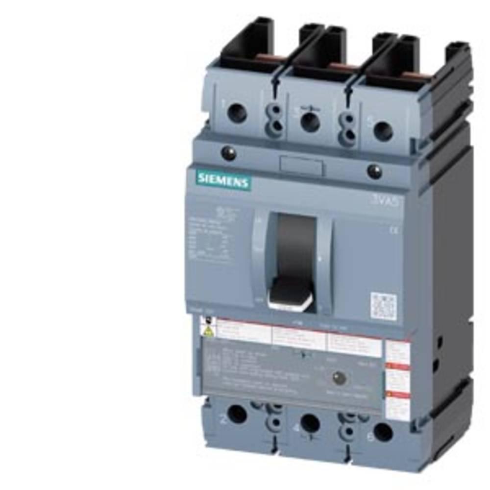 Siemens 3VA5212-6ED31-1AA0 výkonový vypínač 1 ks Rozsah nastavení (proud): 125 - 125 A (š x v x h) 105 x 185 x 83 mm